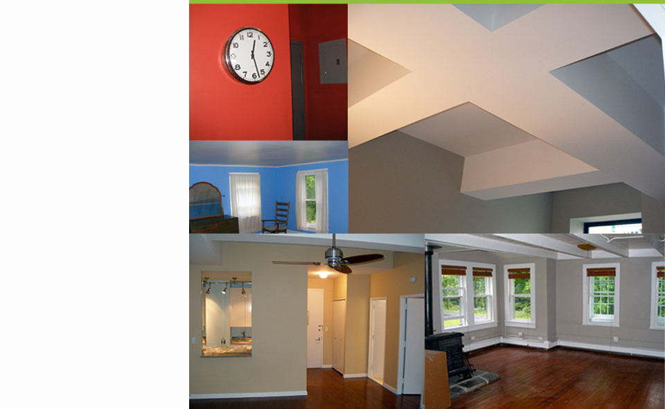 EVOLVE Renovations Interior Painting